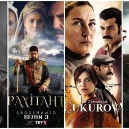 درآمد نیم میلیارد دلاری ترکیه از صادرات سریال تلویزیونی