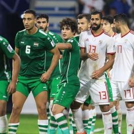 تغییر ساعت بازی عراق و ایران