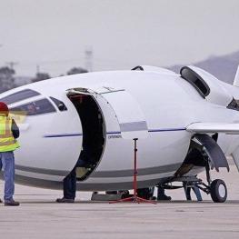 مرموزترین هواپیمای تجاری ساخته شده دنیا به پرواز درآمد!