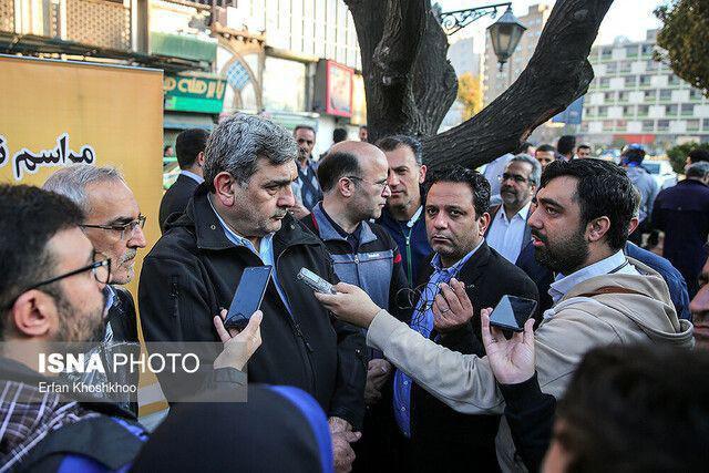 حناچی: اگر باد بوزد وضعیت هوای تهران خوب میشود!
