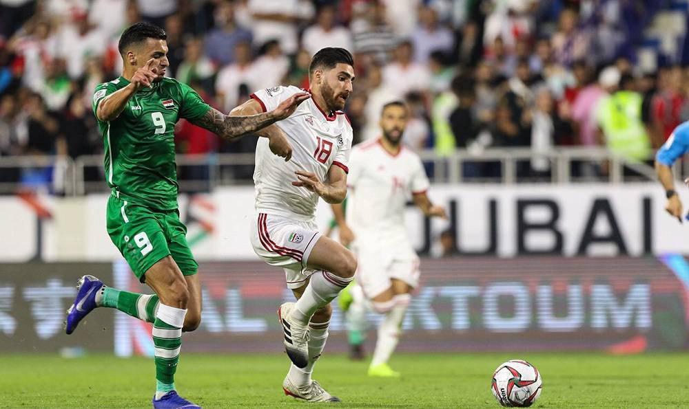 خط و نشان AFC برای عراقیها مقابل ایران