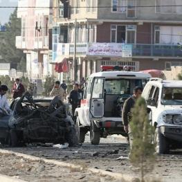 دستکم ۷ نفر در پی انفجار خودروی بمب گذاری شده در کابل کشته شدند