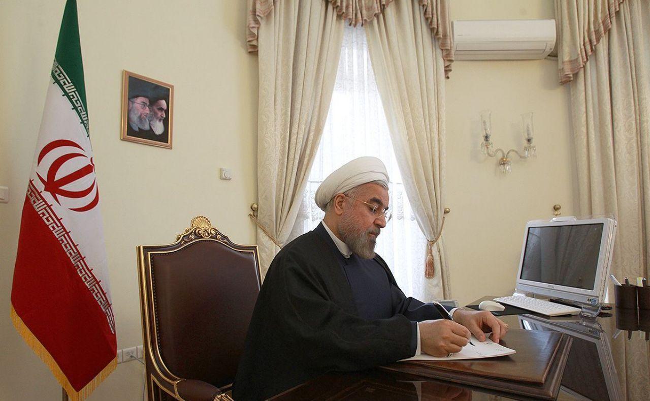 دستور روحانی برای تشکیل هیات بررسی نحوه جبران خسارات شهروندان در حوادث آبان ماه