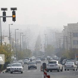 خسارت آلودگی هوای تهران سال گذشته ۱.۳ میلیارد دلار بود