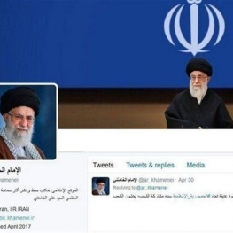 «فیسبوک» صفحه کاربری عربی رهبر انقلاب را پاک کرد!