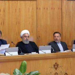 مصوبات جلسه هیات دولت به ریاست روحانی
