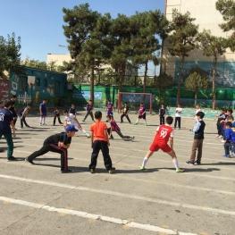 تعطیلی زنگ ورزش مقاطع مختلف در مدارس شهر و بخشی از استان تهران