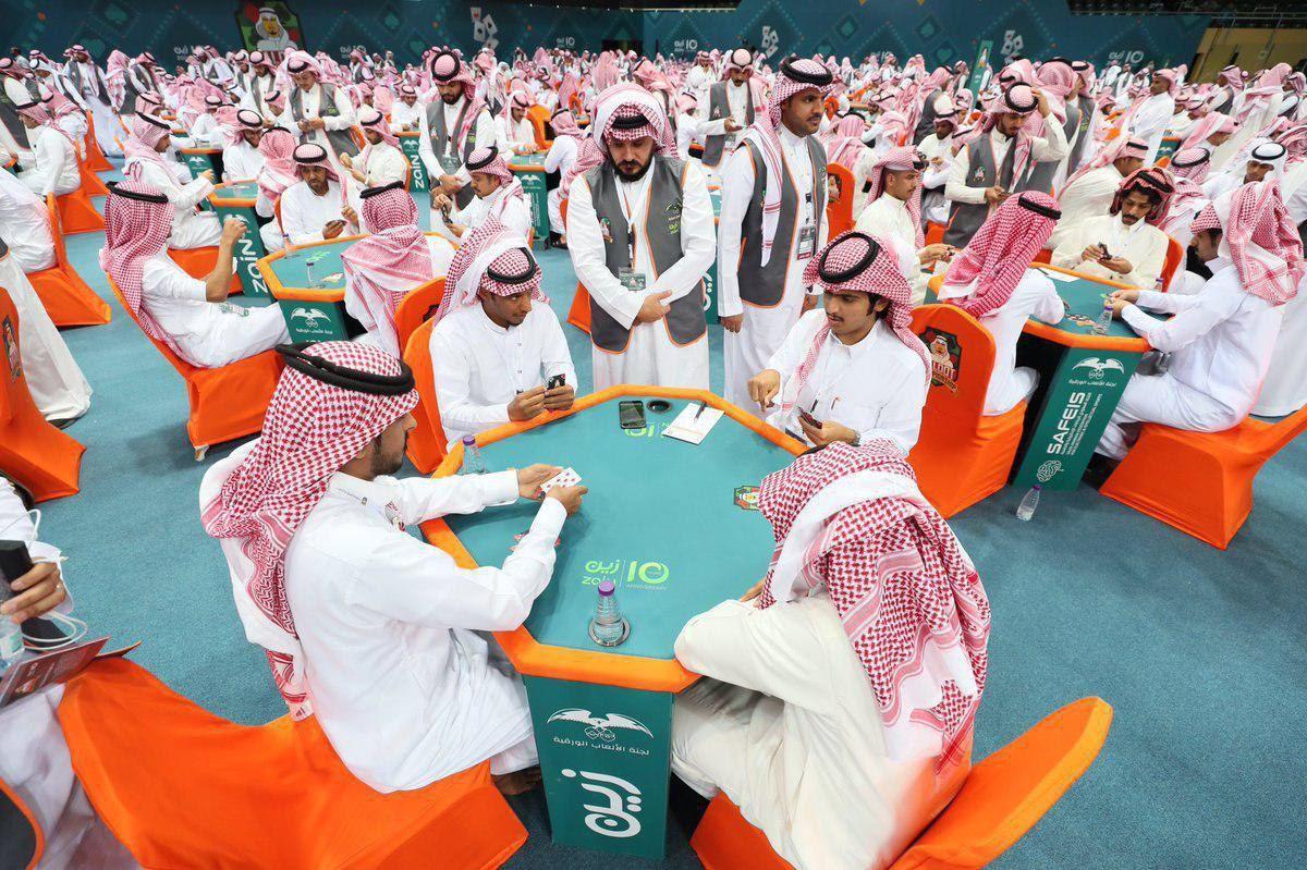 اصلاحات جدید بنسلمان؛ مسابقه جهانی ورقبازی در عربستان برگزار میشود