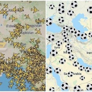 شرکتهای هواپیمایی، دلیل تصمیم AFC علیه ایران
