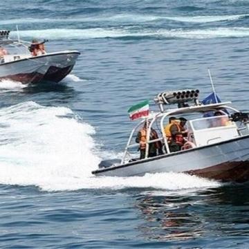 توقیف سه قایق صیادی کویتی در ماهشهر