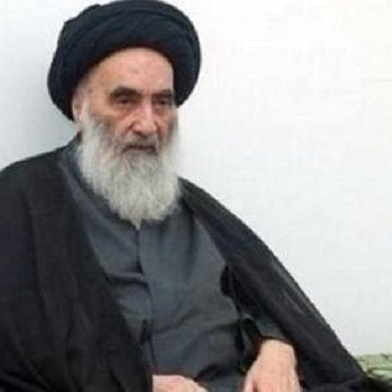 آیت الله سیستانی خواستار تشکیل هر چه سریعتر دولت جدید در عراق شد
