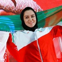 کسب سهمیه جهانی برای اولین بار در تاریخ دومیدانی بانوان