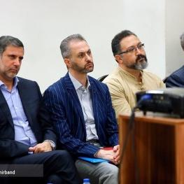 دیواندری، ابوالحسنی و مختاری بازداشت شدند