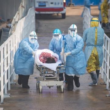 ویروس کرونا؛ جهش شدید آمار مرگ و ابتلا در هوبی