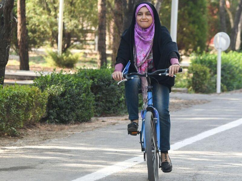 لغو همایش مجوزدار دوچرخه سواری بانوان در قم