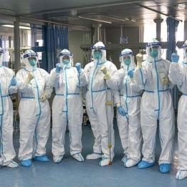 بیش از ۱۷۰۰ پزشک و پرستار درچین به کرونا مبتلا شدند