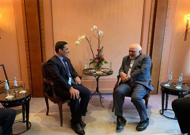 وزیران خارجه ایران و کویت درباره امنیت منطقه گفت وگو کردند