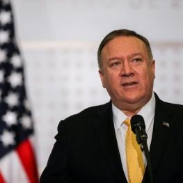 پمپئو خواستار بازگرداندن اقدامات مقابلهای FATF علیه ایران شد