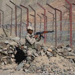 شهادت ۲ مرزبان در درگیری با گروهک تروریستی جنوب شرق کشور