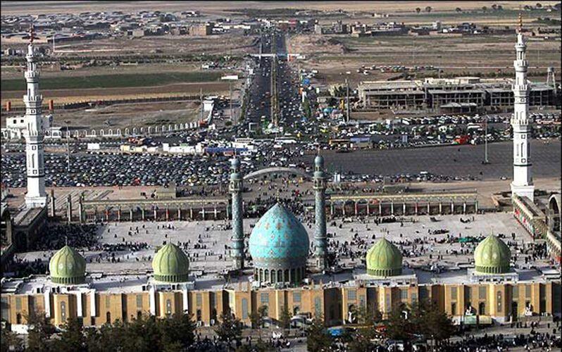 برنامههای تجمعی مسجد جمکران تعطیل شد
