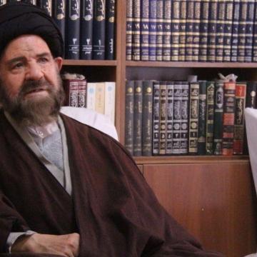 نماینده تهران در مجلس خبرگان رهبری دارفانی را وداع گفت