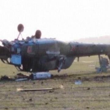 وقوع حادثه برای یک بالگرد در اشنویه