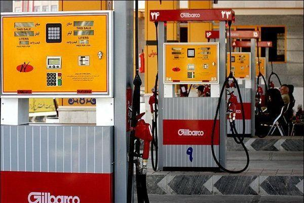تعطیلی ۴۰ پمپ بنزین بخاطر کرونا