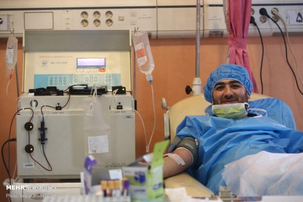 کاهش آمار بیماران کرونا در بیمارستان مسیح دانشوری