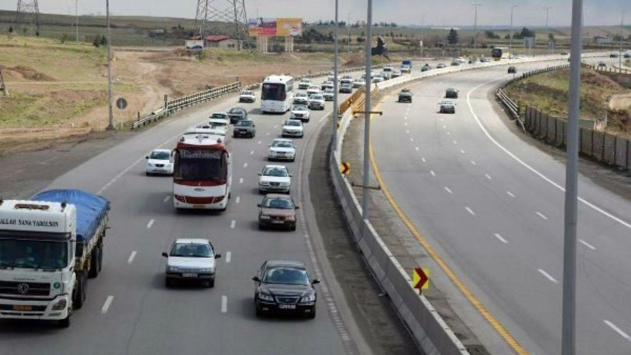 تمام راههای شرق استان تهران از ساعت ۲۴ مسدود میشود