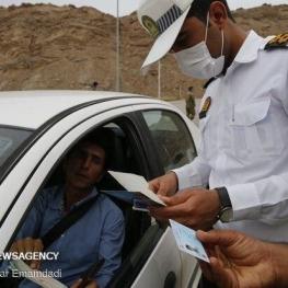 تردد خودروهای پلاک البرز و تهران در هر دو استان بلامانع است
