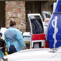 رویترز: شمار جانباختگان کرونا در آمریکا از چین پیشی گرفت