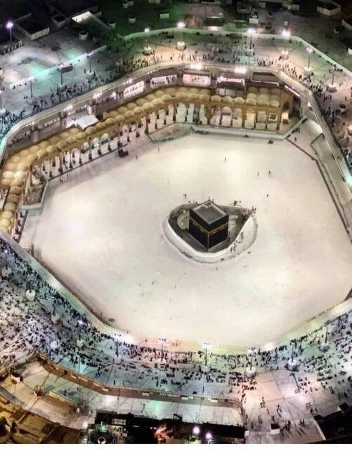 عربستان به دلیل شیوع کرونا حج و عمره مفرده را تا بهتر شدن شرایط به حالت تعلیق درآورد