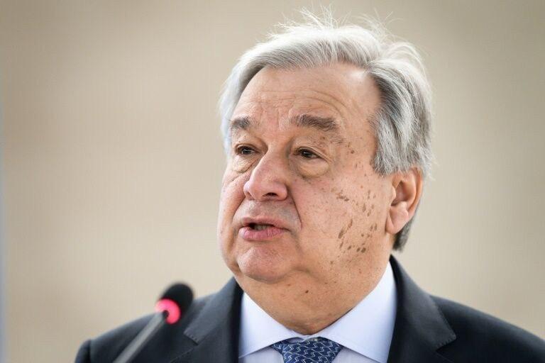 گوترش: کرونا بدترین بحران جهانی از زمان تاسیس سازمان ملل تاکنون است