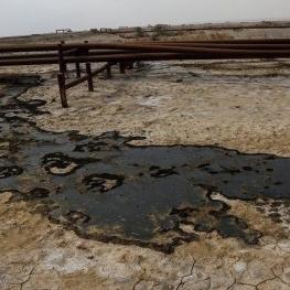 نشت بنزین در خط انتقال اهواز – تهران مهار شد