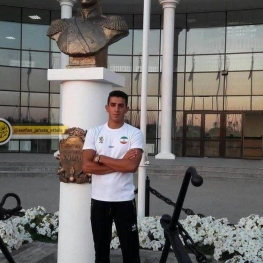 شهید ناوبان دوم عرشه محمد اردنی