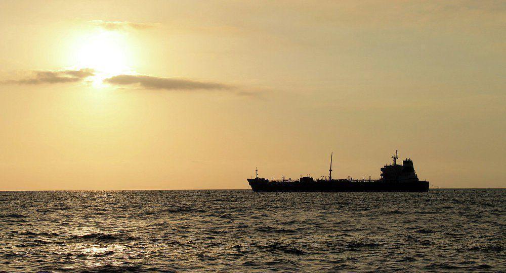 حمله به یک کشتی در سواحل جنوبی یمن
