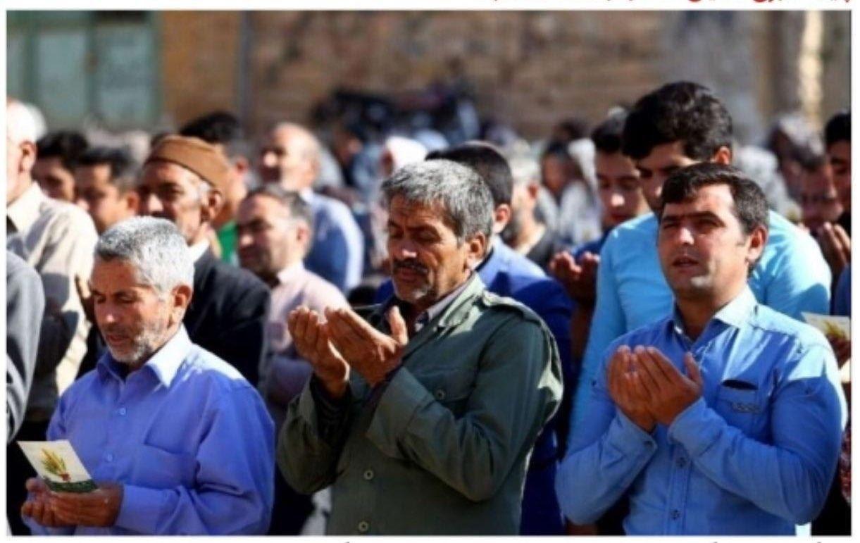 لغو نماز عید فطر در خوزستان