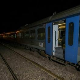 خروج قطار همدان-مشهد از ریل در حوالی پرند