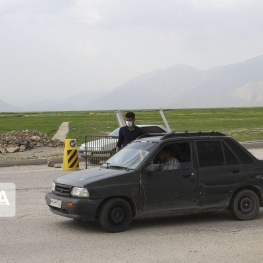اعمال محدودیت رفت وآمد خودروها در مبادی ورودی و خروجی چابهار