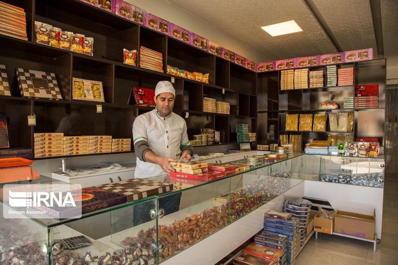 کرونا فروش شیرینی را در تهران ۷۰ درصد کاهش داد