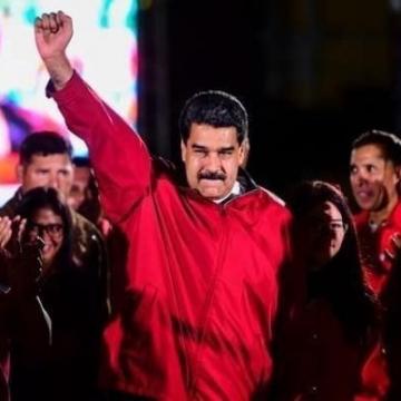نیکلاس مادورو: به ایران میروم