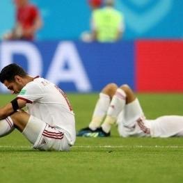 فوتبال ایران در مسیر تعلیق