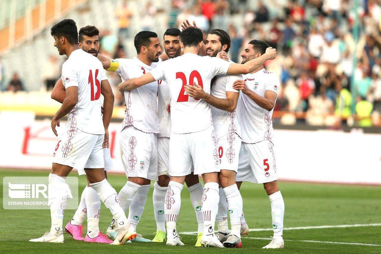 دیدارهای انتخابی جام جهانی ۲۰۲۲ مهر و آبانماه برگزار میشود