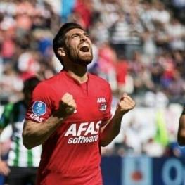 قوچان نژاد و جهانبخش نامزد بهترین بازیکن آسیایی لیگ هلند