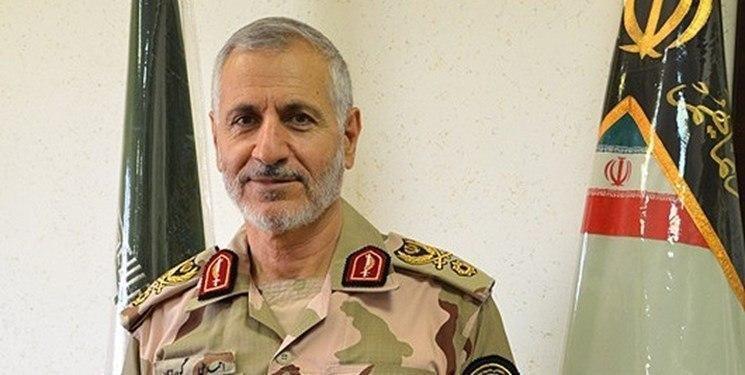 سردار «احمد علی گودرزی» به سمت فرماندهی مرزبانی نیروی انتظامی منصوب شد.