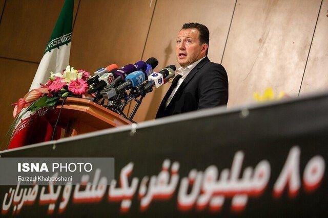 روزی ۵۰۰ میلیون تومان حقوق ویلموتس در ایران