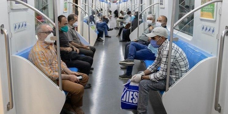 مدیرعامل مترو تهران: مسافران حدالمقدور در ساعات پیک با مترو سفر نکنند.