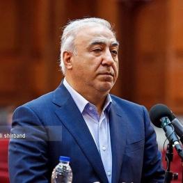 برگزاری هفتمین جلسه رسیدگی به اتهامات اکبر طبری (مفسد کلان اقتصادی) و سایر متهمان
