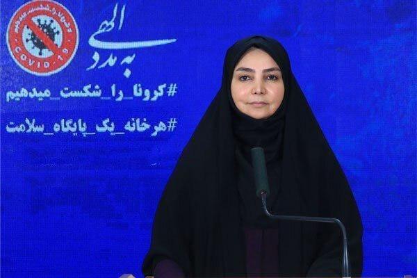 جدید ترین آمار مبتلایان، بهبودیافتگان و جانباختگان بیماری کرونا در ایران
