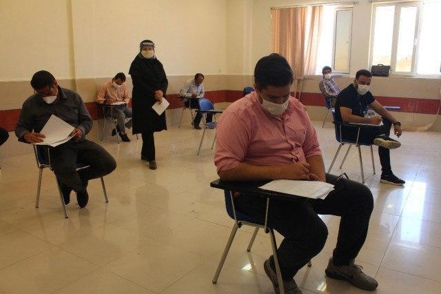 رئیس سازمان سنجش: ورود داوطلبان مبتلا به کرونا به جلسه کنکور بلامانع است.